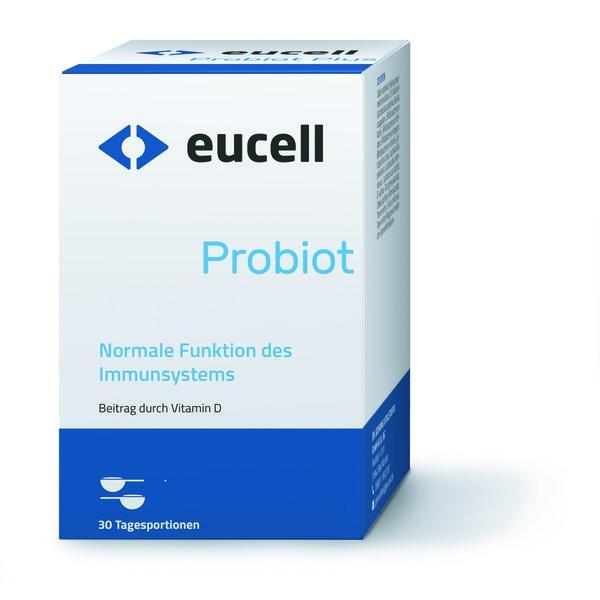 EUCELL Probiot 60 g Pulver
