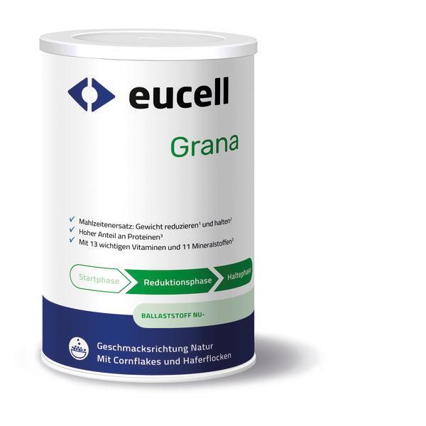 EUCELL Grana 400 g Pulver