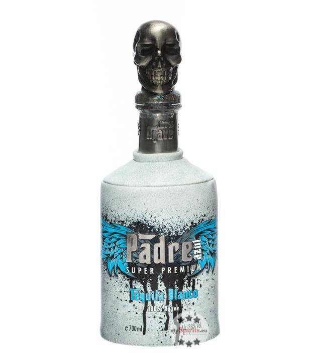Padre Azul Tequila Blanco (38 % Vol., 0,7 Liter)