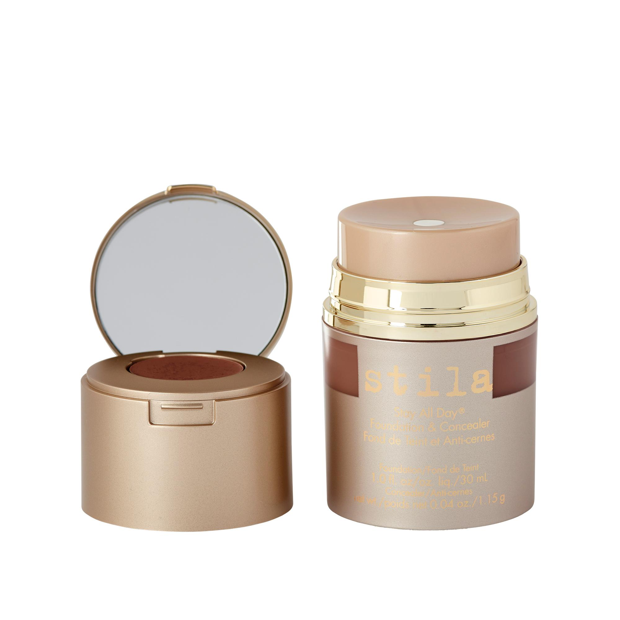 New Stay All Day Foundation & Concealer Deep 14