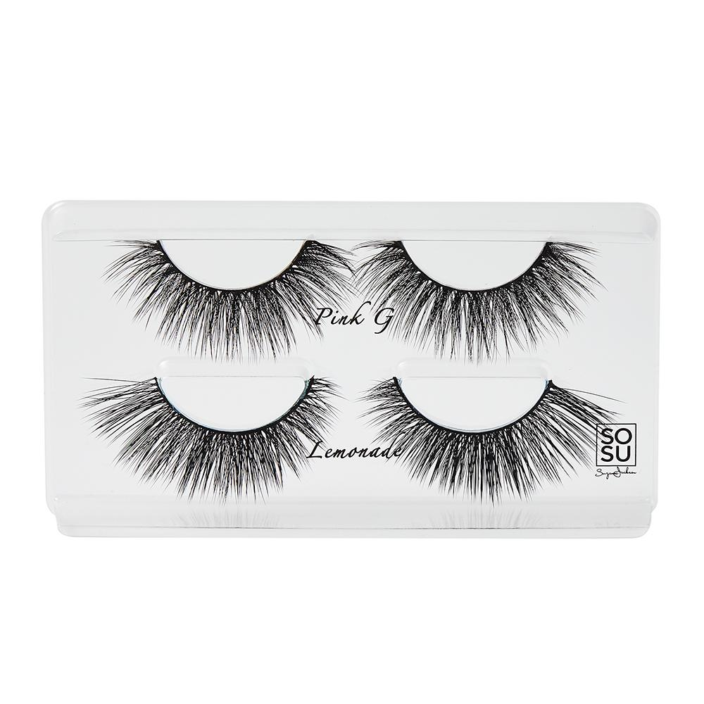 Cle Double Trouble 2 Pack Lashes
