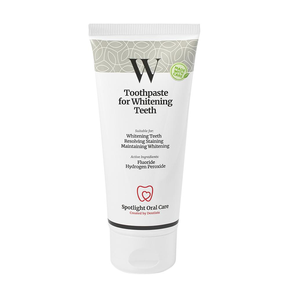 Toothpaste For Whitening Teeth