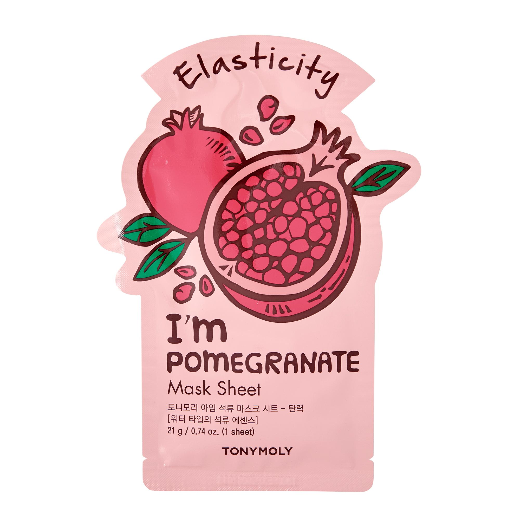 I'm Pomegranate Mask Sheet