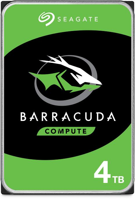 BarraCuda (4TB, 3.5