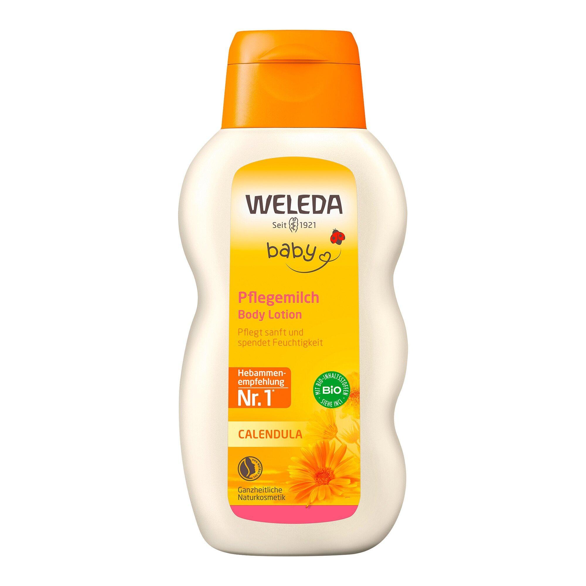 Calendula Pflegemilch 200 ml