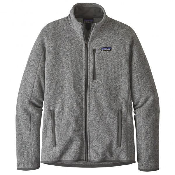 Patagonia - Better Sweater Jacket - Fleecejacke Gr S grau