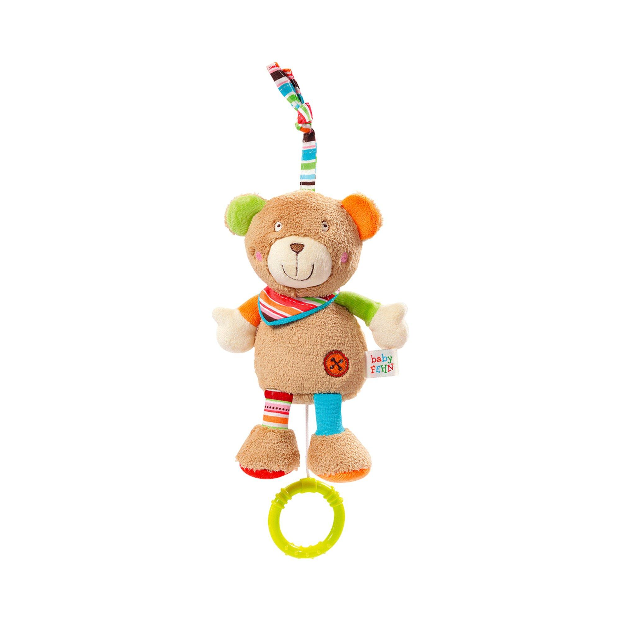 Spieluhr Teddy Oskar 18cm