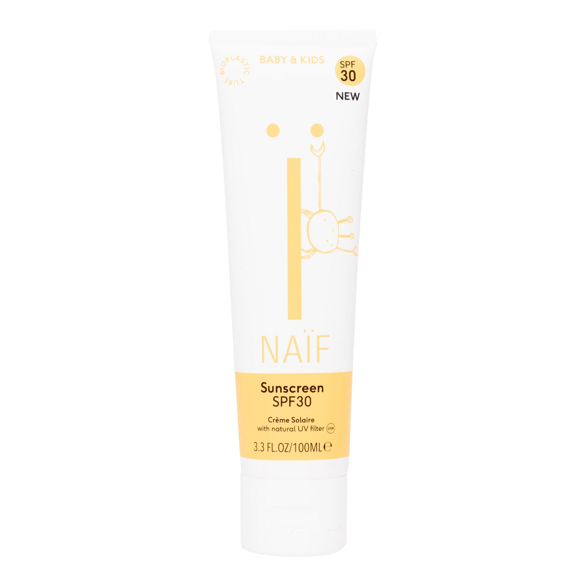 Sonnencreme LSF30 100ml