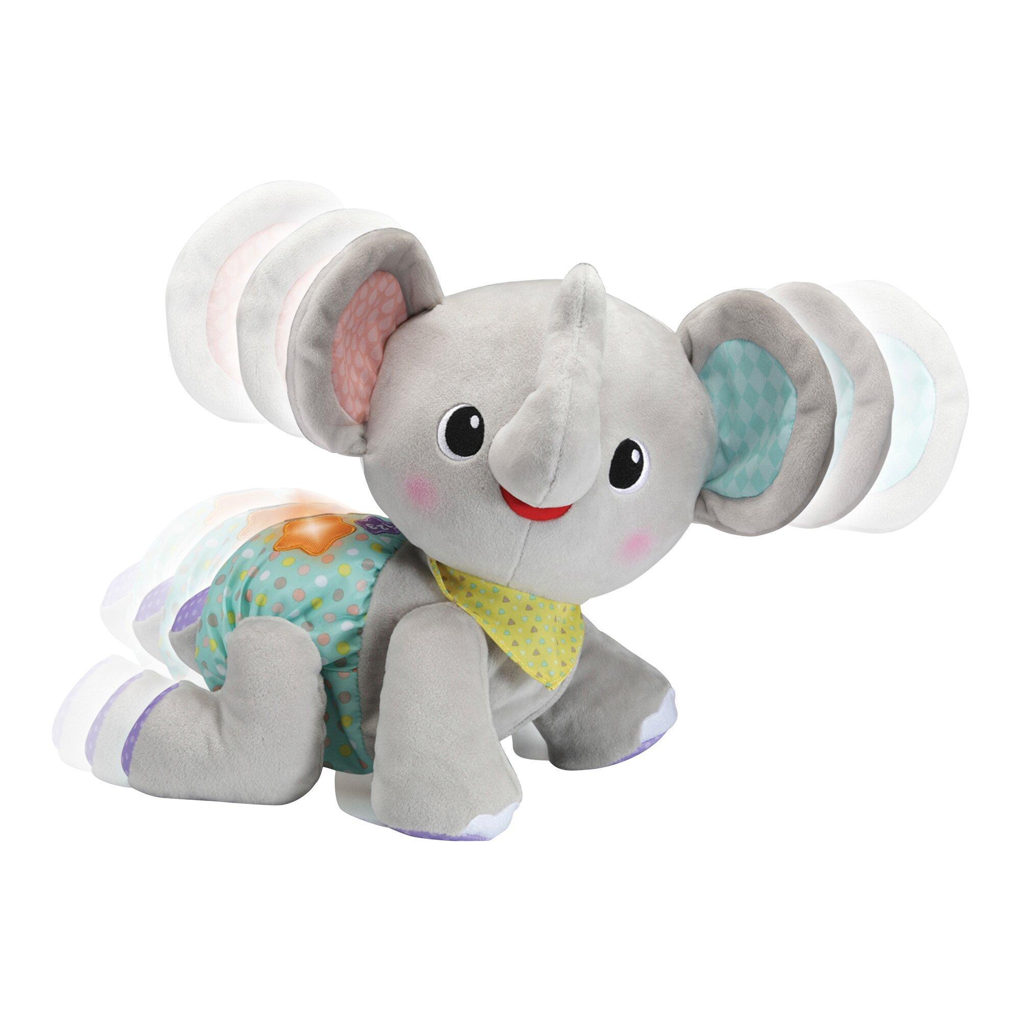 Stoffspielzeug Krabbel-mit-mir-Elefant