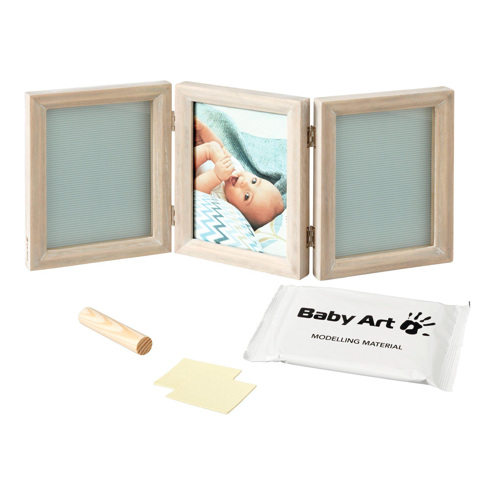 Bastelset Bilderrahmen - My Baby Touch Double Frame