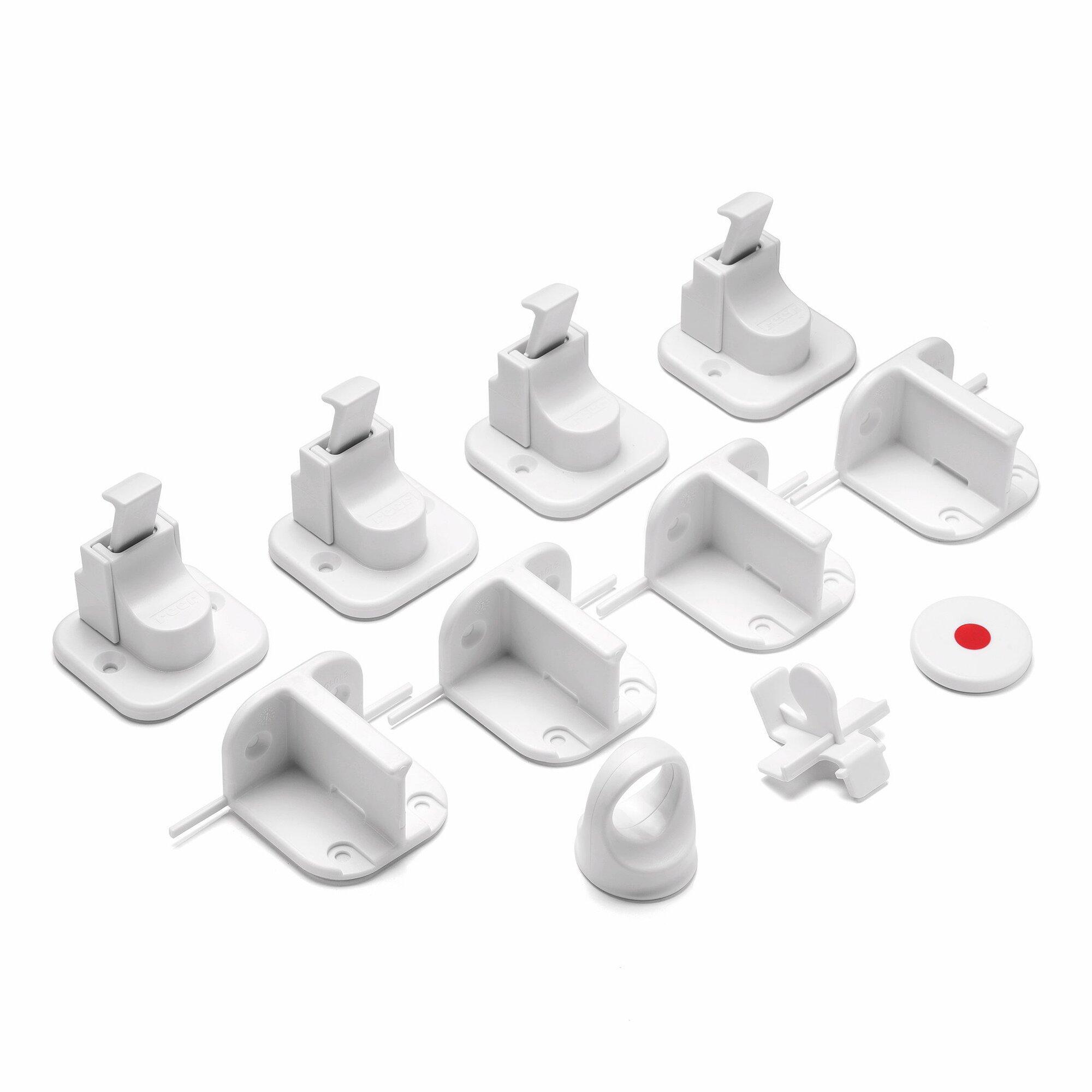Vorteilspack Magnetschloss, 4 Stück