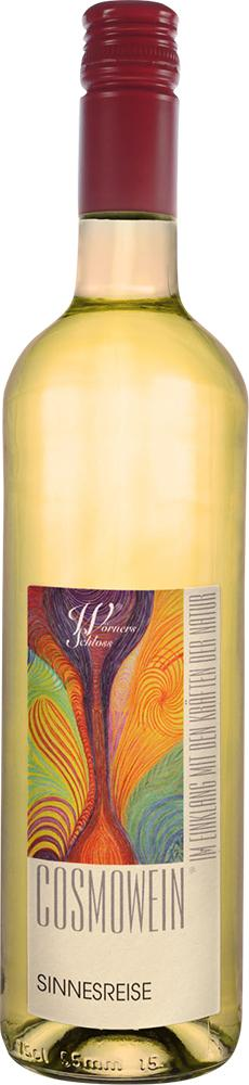Wörners Schloss Sinnesreise - vollmundiges Weißwein-Cuvée