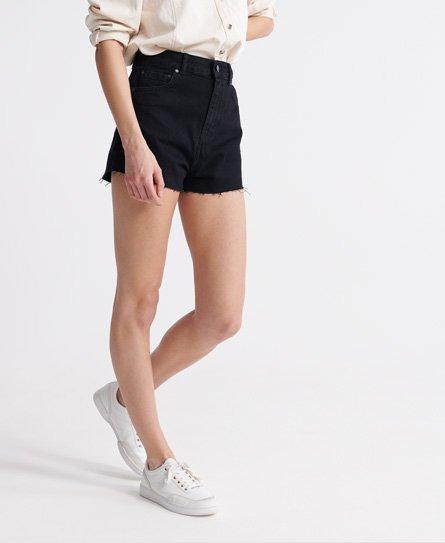 Superdry Abgeschnittene Ruby Shorts
