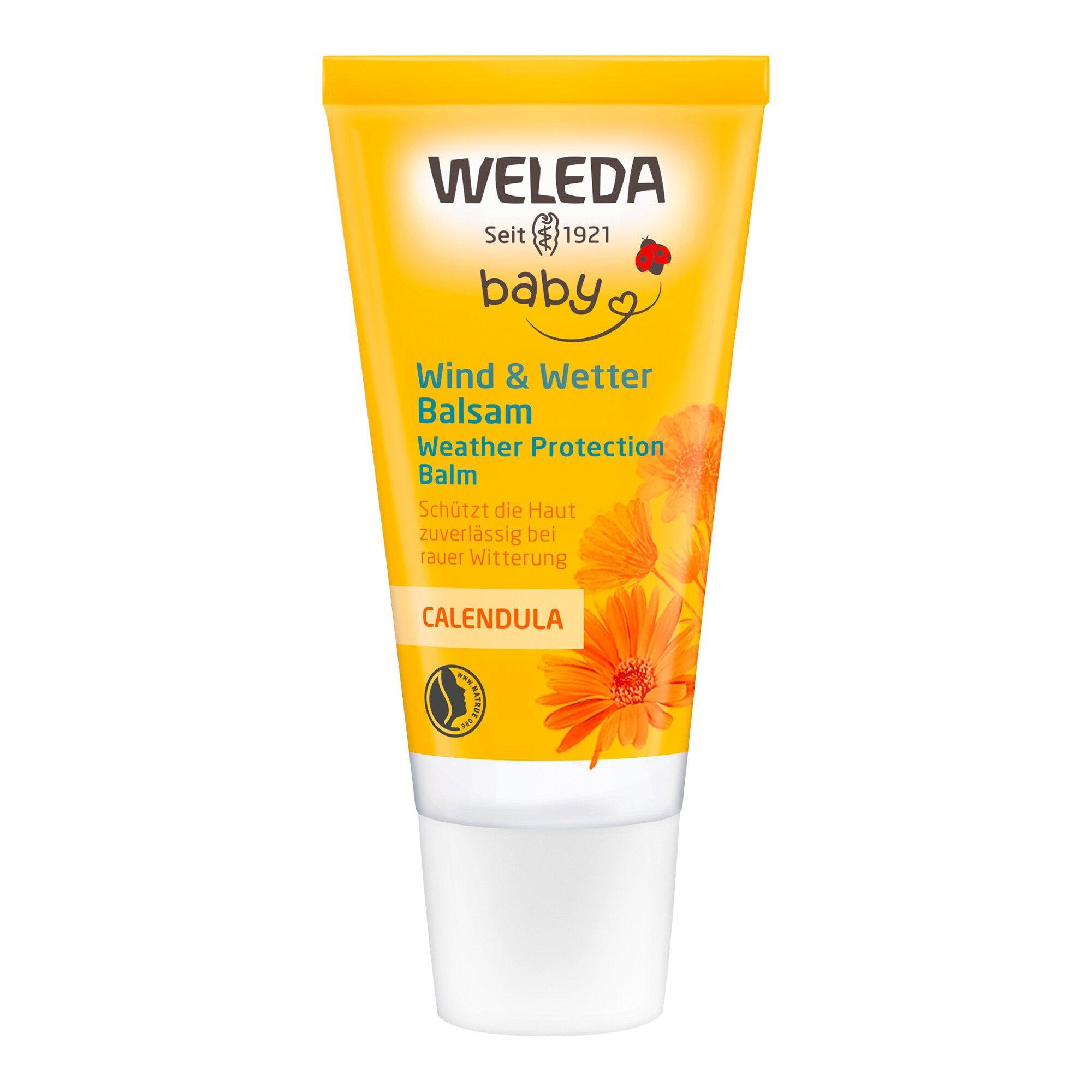 Calendula Wind & Wetter Balsam 30 ml