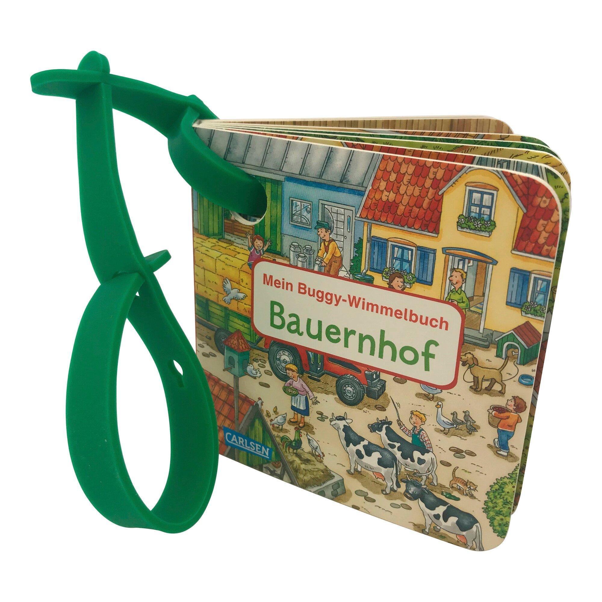 Mein Buggy-Wimmelbuch - Bauernhof