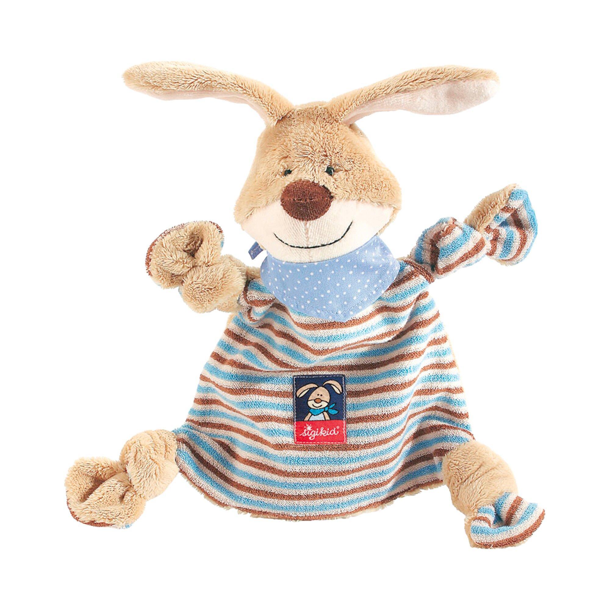 Schmusetuch Semmel Bunny