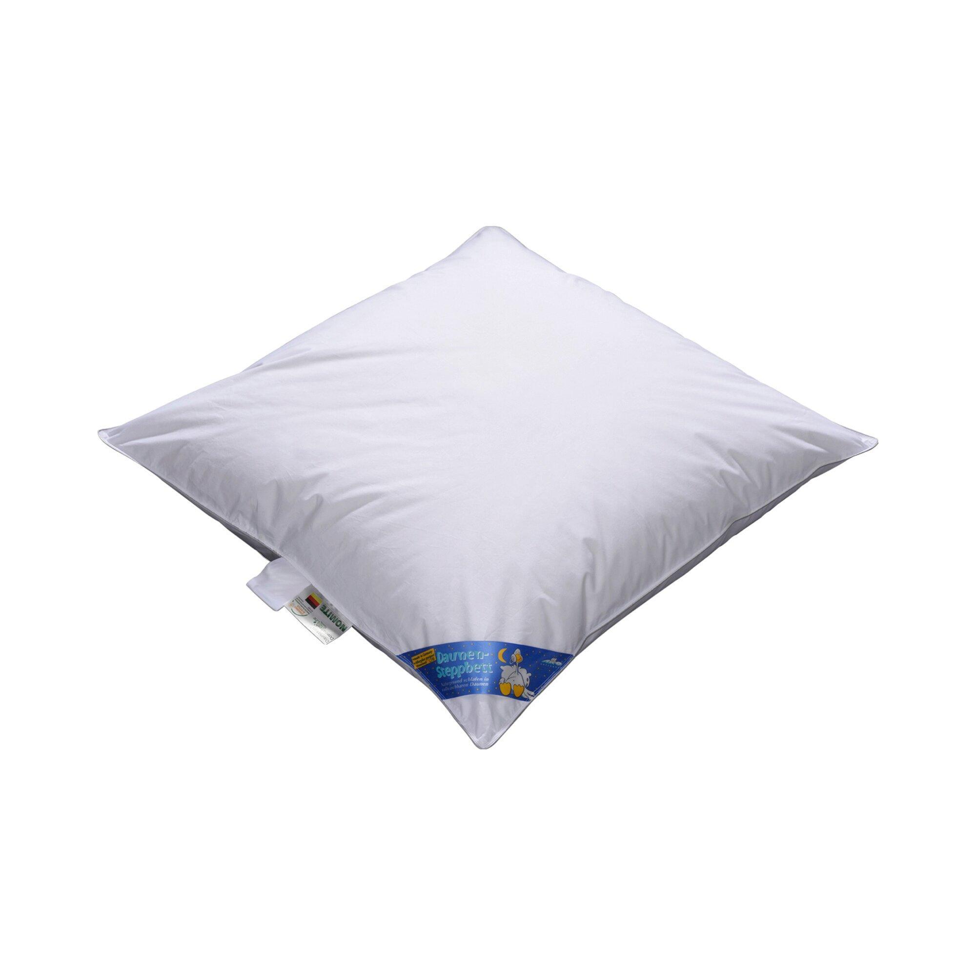 Daunen-Bettdecke 80x80 cm