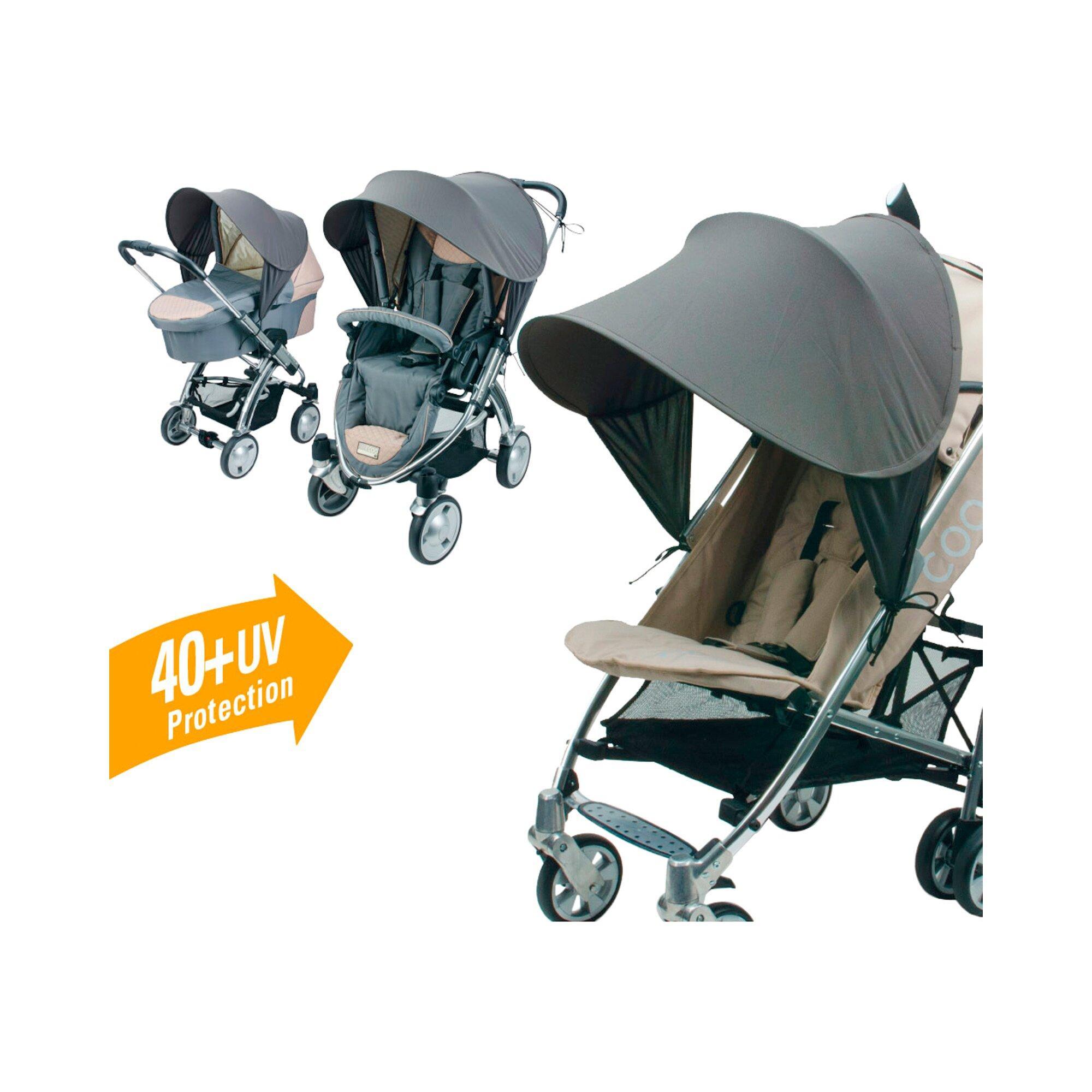 Sonnenverdeck Universal Premium für Kinderwagen