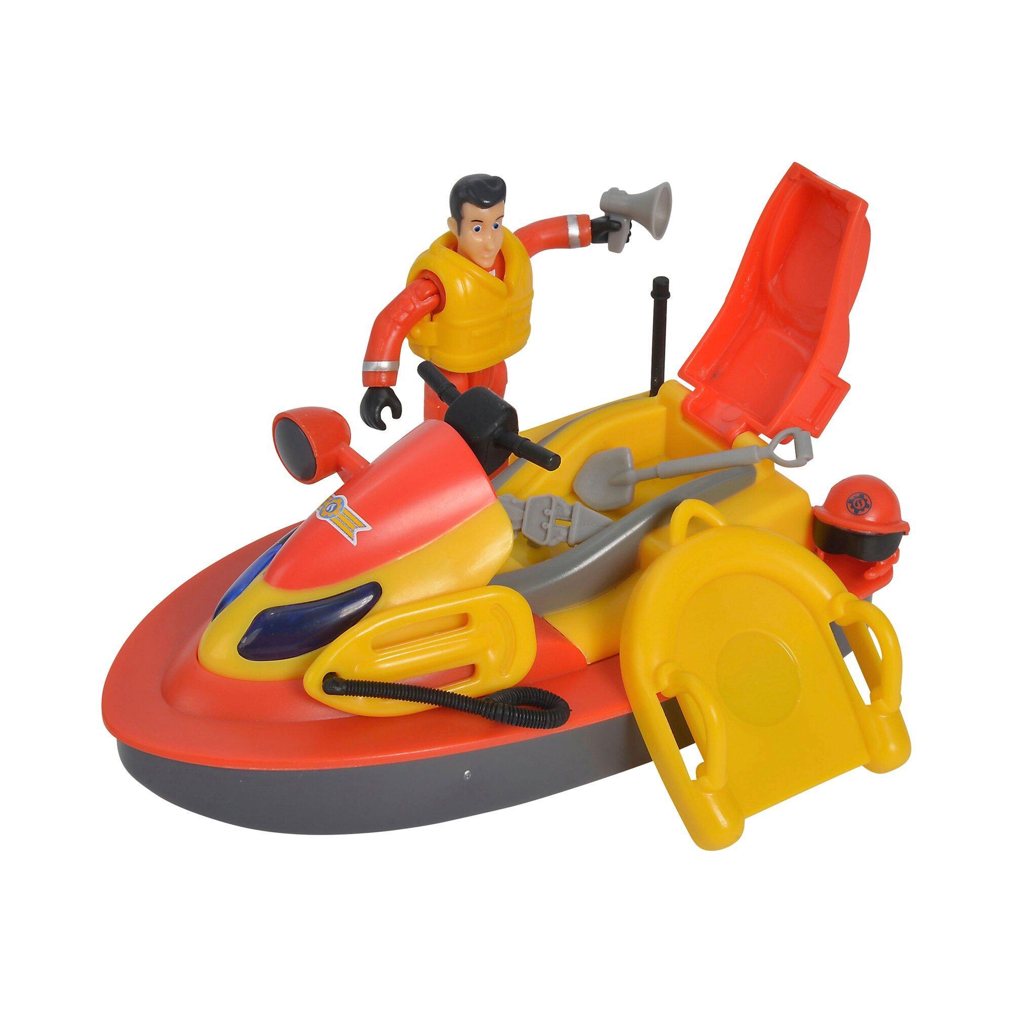 Sam Juno Jet Ski mit Figur