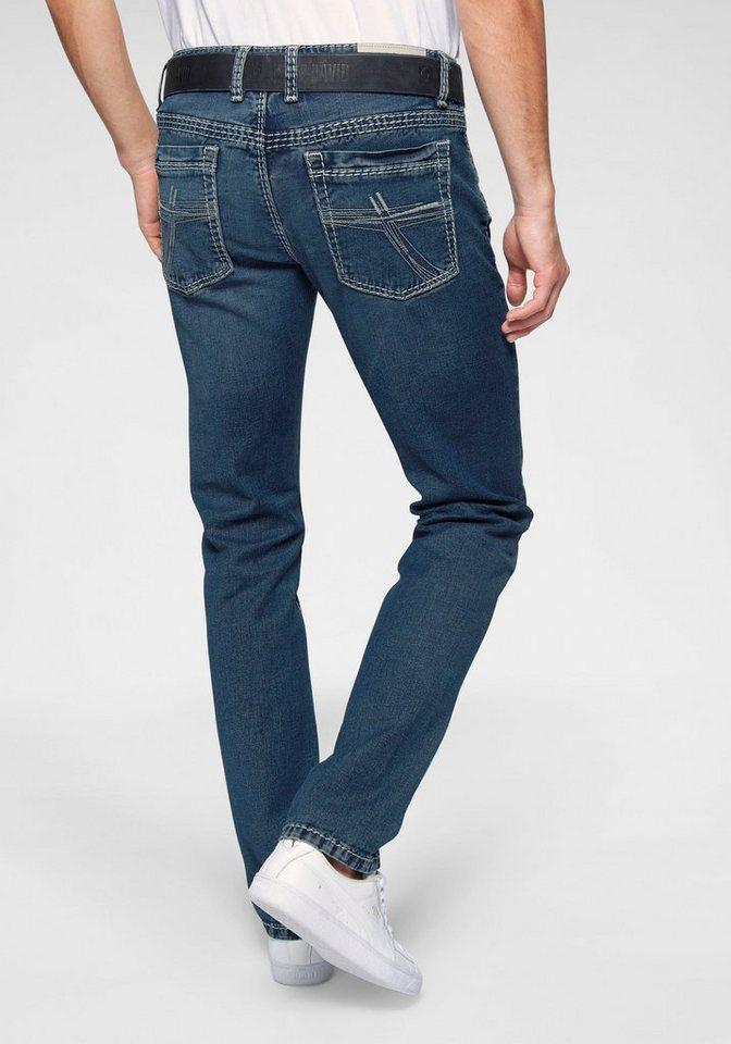 CAMP DAVID 5-Pocket-Jeans