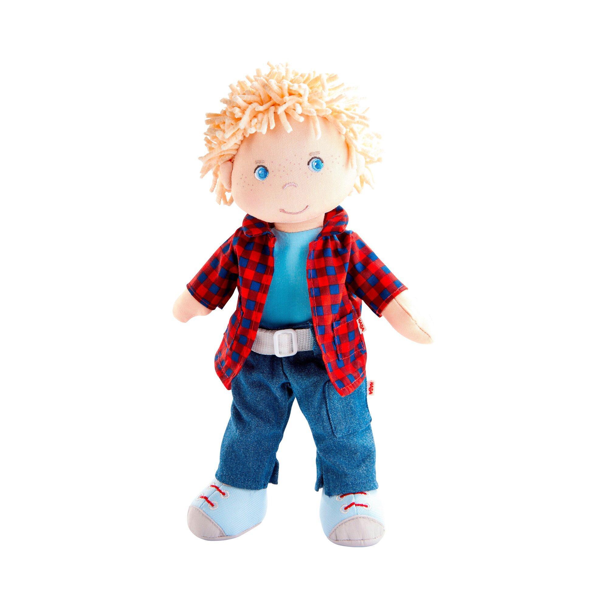 Puppe Nick 30cm