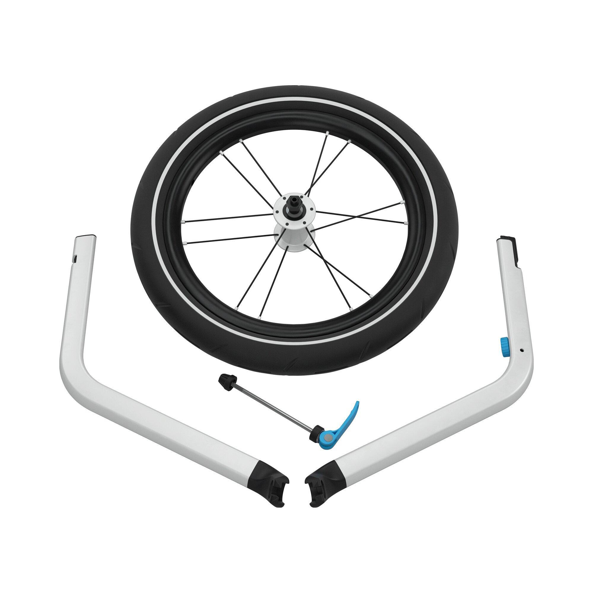 Jog Kit 2 für Chariot Sport Zweisitzer