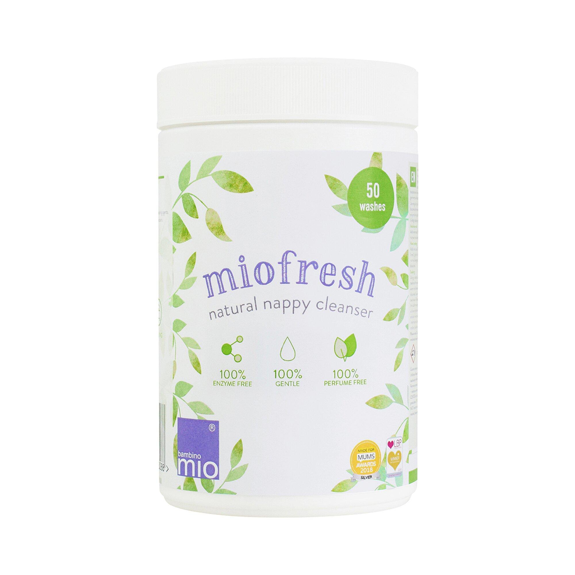 Waschzusatz für Stoffwindeln miofresh 750g
