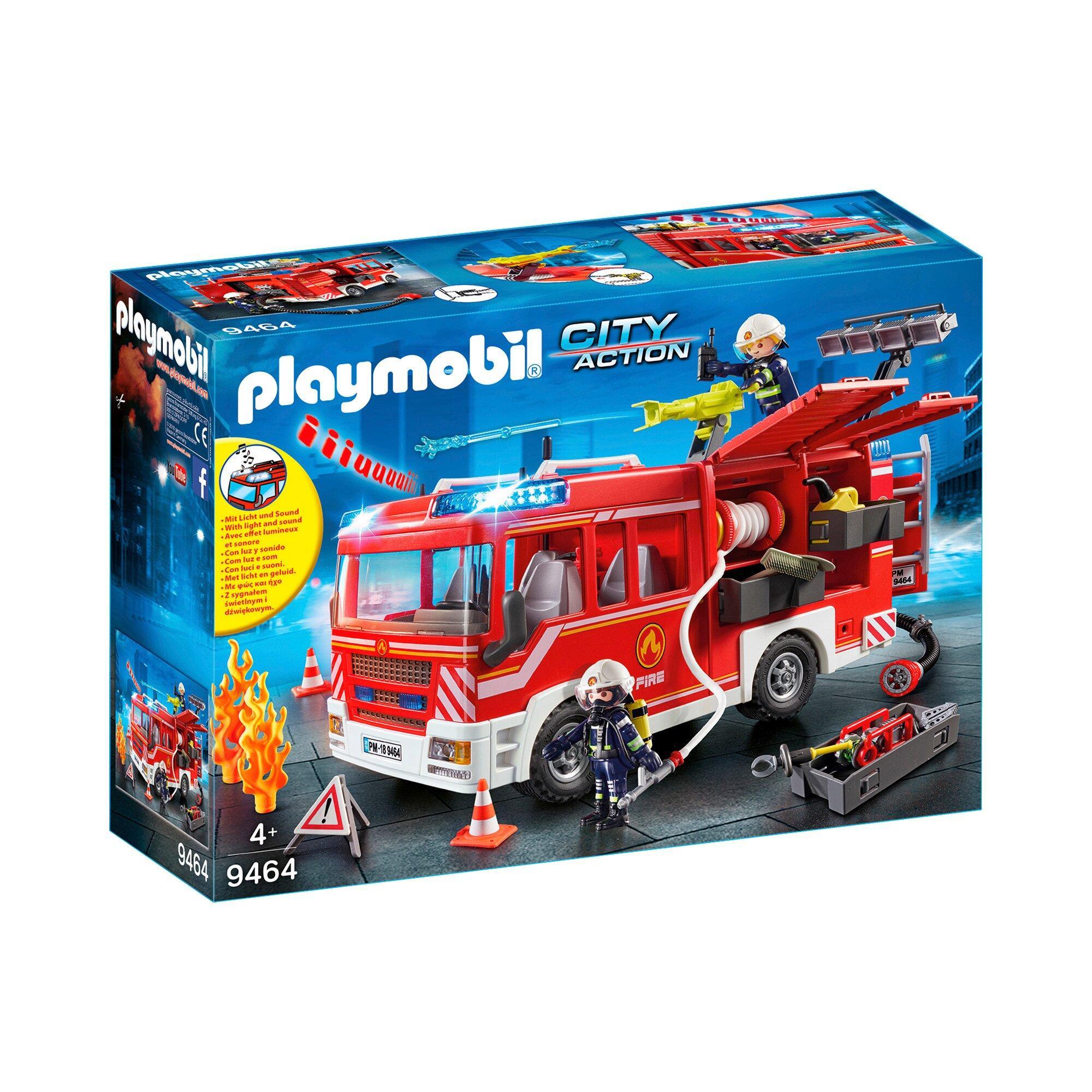 9464 Feuerwehr-Rüstfahrzeug