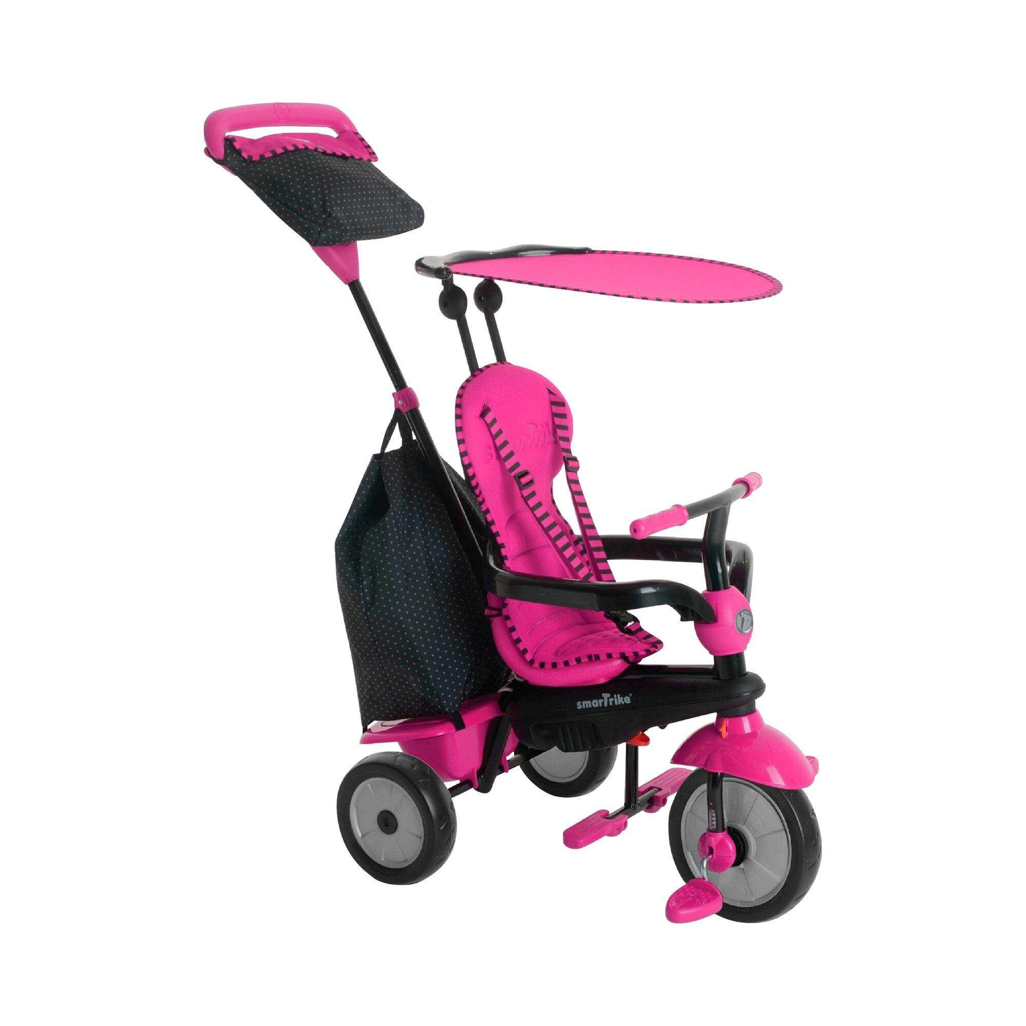 Dreirad Glow 4 in 1 Baby Trike