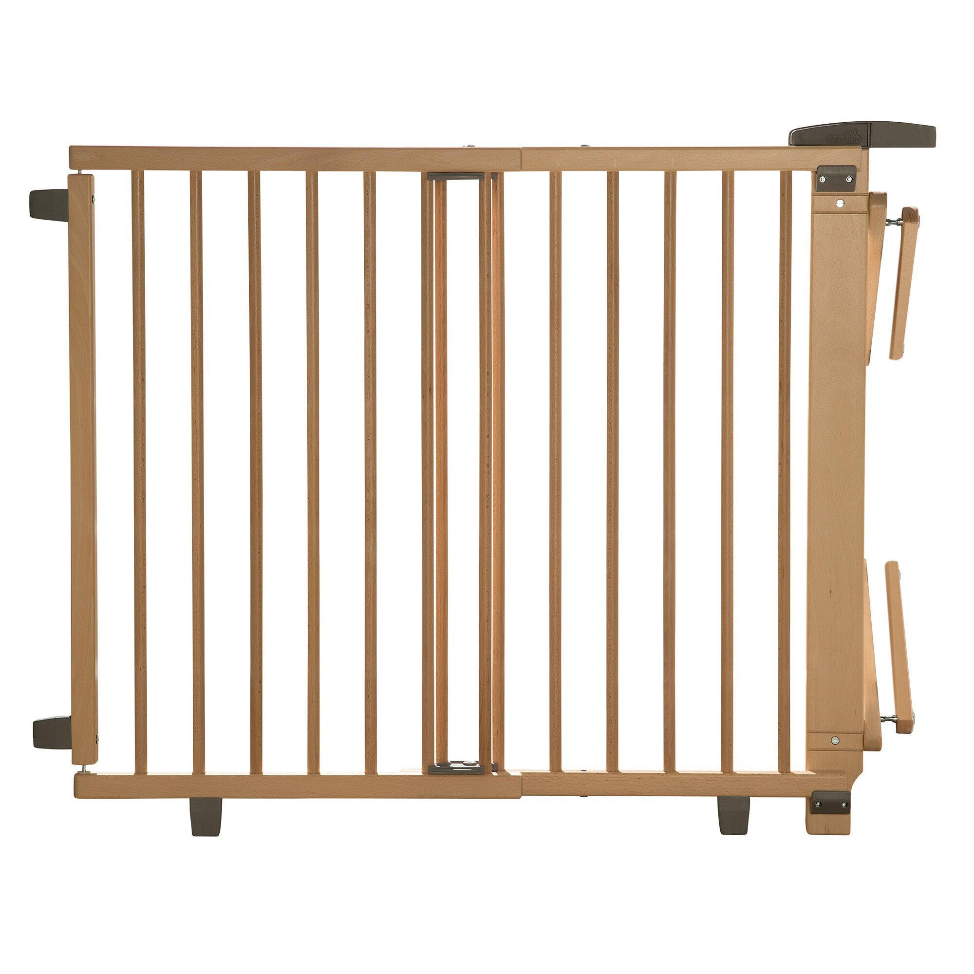 Treppenschutzgitter Plus 95-135 cm