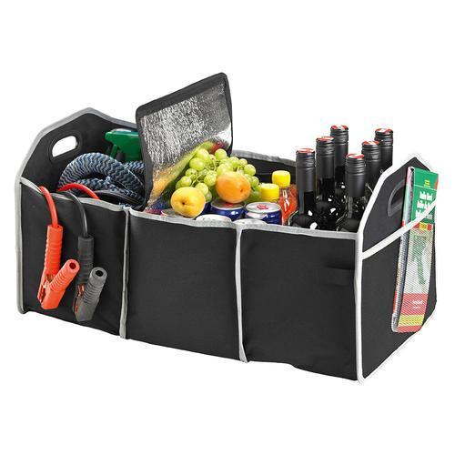 Nordcap Kofferraum-Tasche mit extra Kühltasche