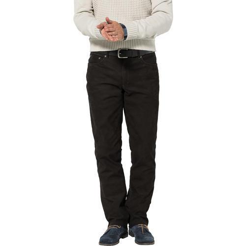Tom Ramsey Herren Büffelleder-Hosen