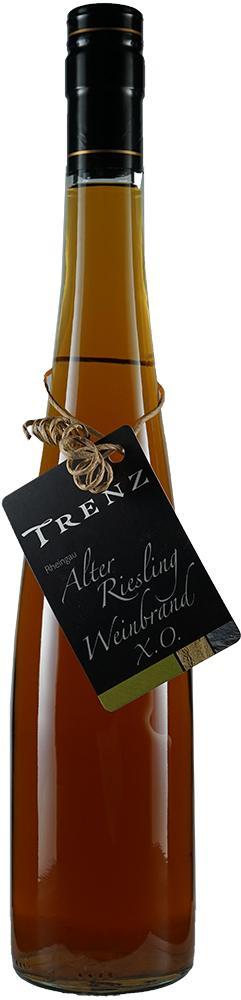 Trenz Alter Weinbrand X.O. 0,5L