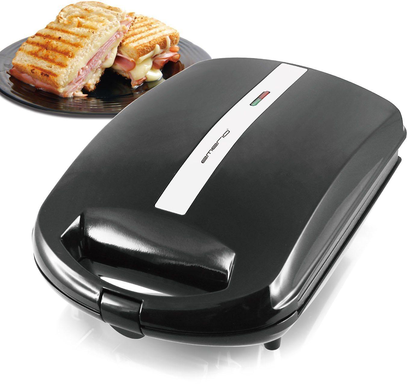 Emerio Sandwichmaker ST-111153 FAMILY, 1300 W