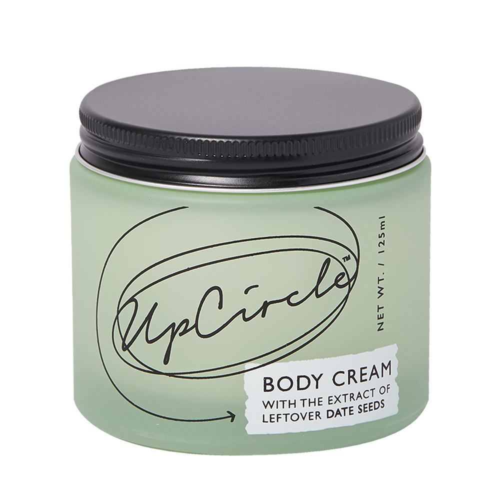 Body Cream with Date Seeds