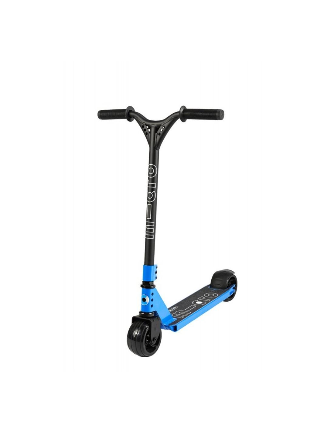 Micro Scooter MX Freeride Street Stuntscooter, blue Scooterreifen - PU Reifen, Scooterart - Stuntscooter, Scooterfarbe - Blau,