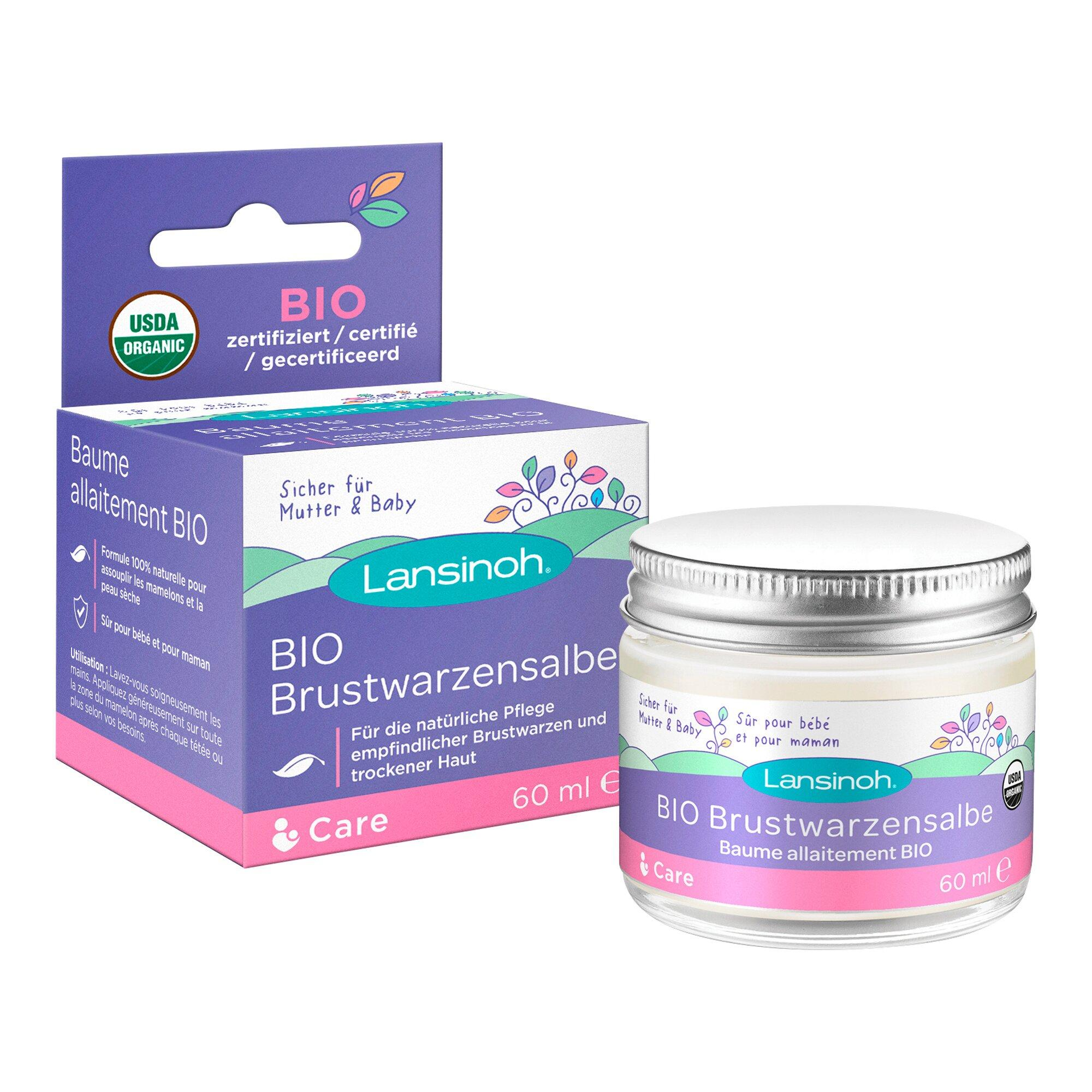 BIO Brustwarzensalbe 60 ml