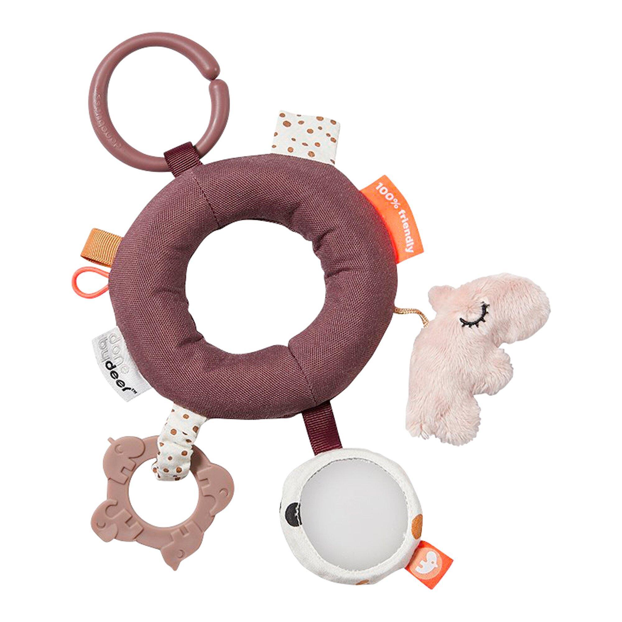Greifling Activity-Spielzeug-Ring