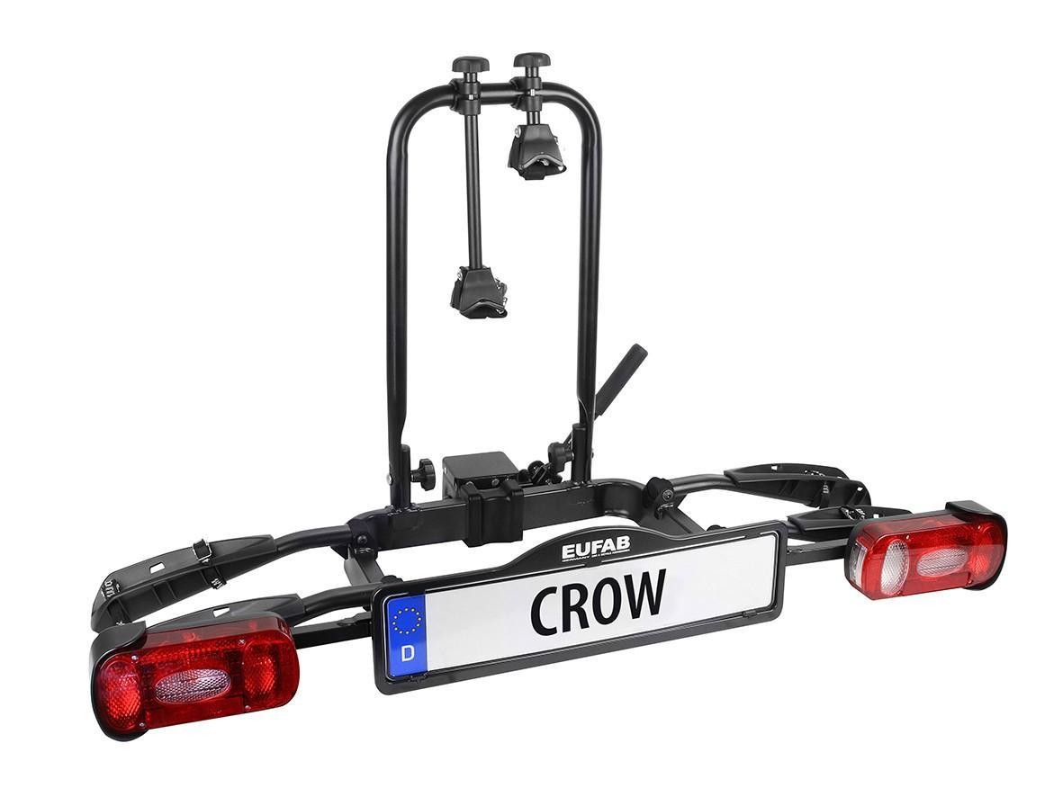 Fahrradhalter, Heckträger 'Eufab Crow' | Eufab