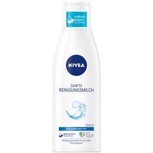 Nivea Gesichtspflege Reinigung Sanfte Reinigungsmilch 200 ml