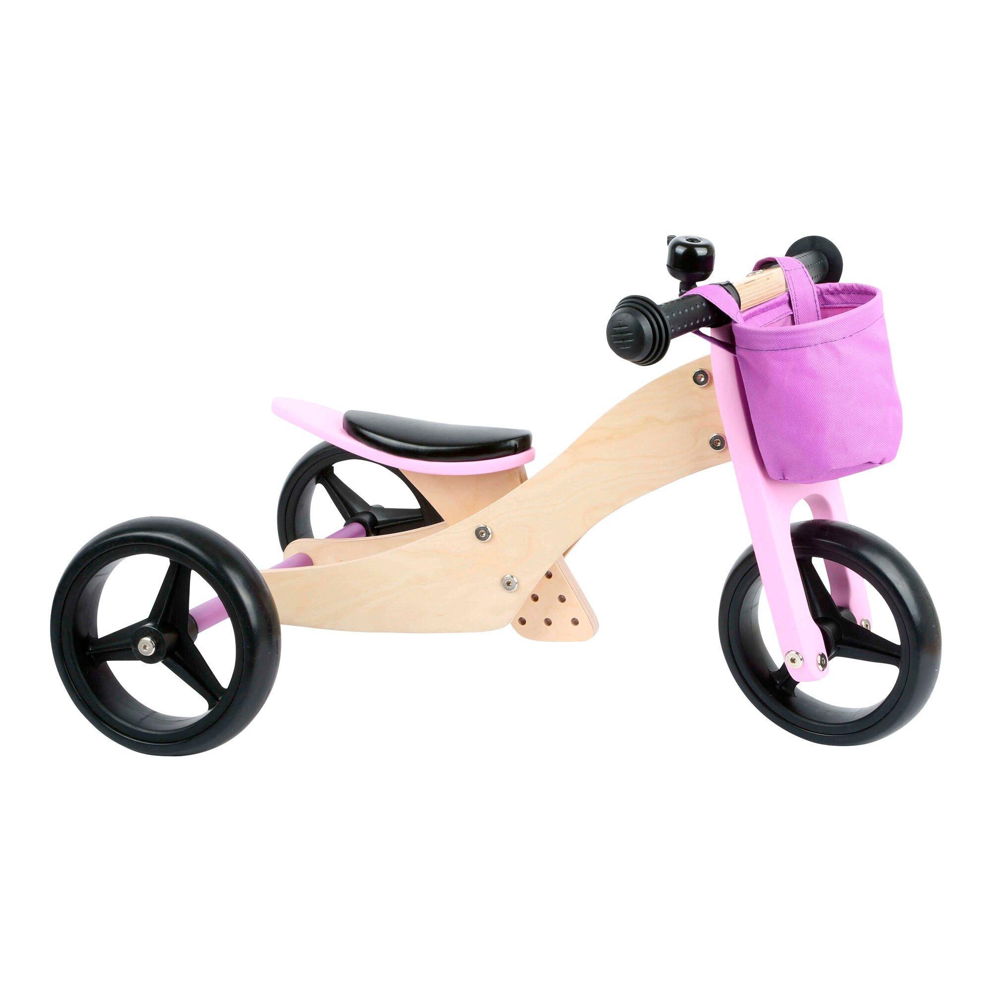 Laufrad-Trike 2 in 1