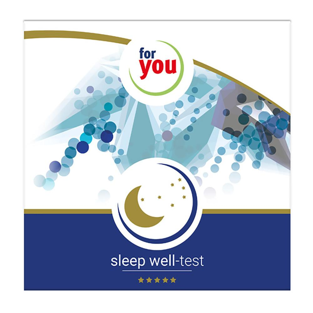 for you sleep well-test - Hormontest