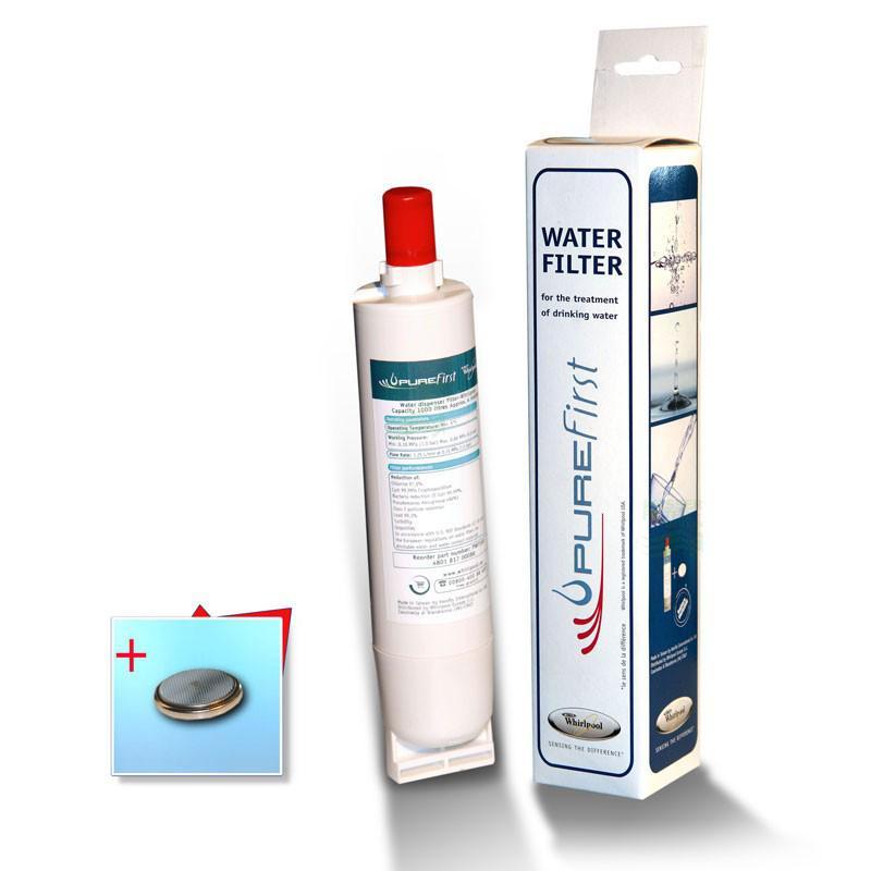 Wasserfilter Purefirst PWF-100 für Whirlpool Wasserspender