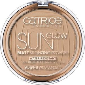 Catrice Teint Bronzer Sun Glow Matt Bronzing Powder Nr. 030 Medium Bronze 9,50 g