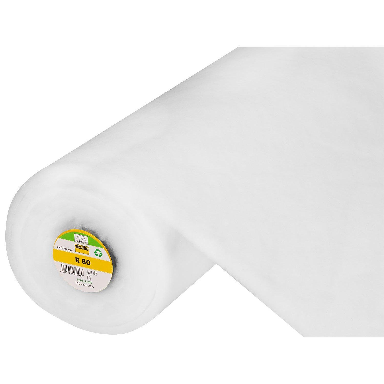 Vlieseline ® R 80 – Volumenvlies, weiß, 80 g/m²