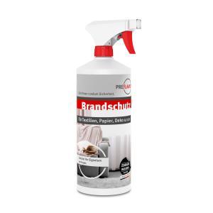 PREFLAMO Flammschutzmittel, Brandschutzimprägnierung zum Flammfestmachen, 1000 ml - Flasche