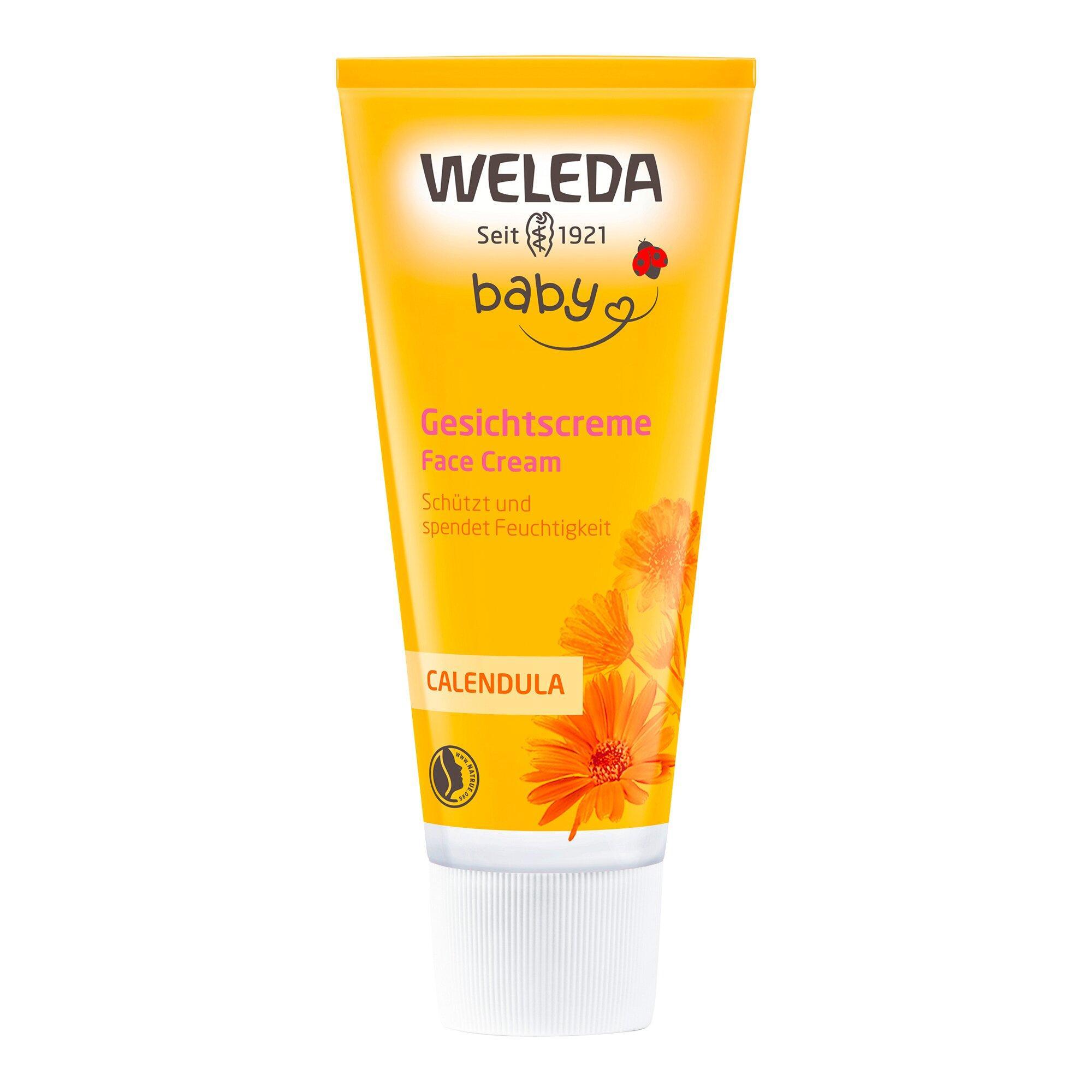 Calendula Gesichtscreme 50 ml