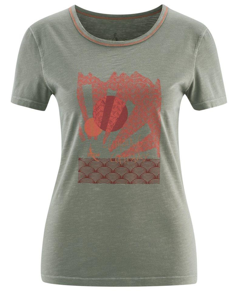 Red Chili T-Shirt »T-Shirt Satori Damen - RedChili«