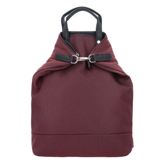 Jost Mesh X-Change 3in1 Bag S City Rucksack 40 cm Laptopfach rot