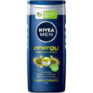 Nivea Männerpflege Körperpflege Nivea Men Energy Pflegedusche 250 ml